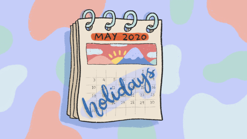 May June Holiday Ministry of Education